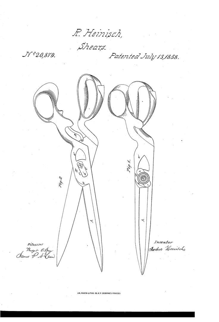 R.Heinisch Patent