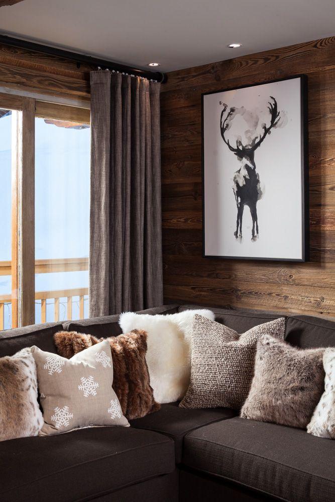 #Interiors #AlpineChalet #SkiChalet #ChaletInteriors #InteriorDesigners…