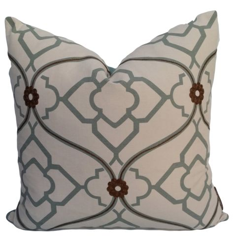 Zuma Grotto Designer Cushion Cover
