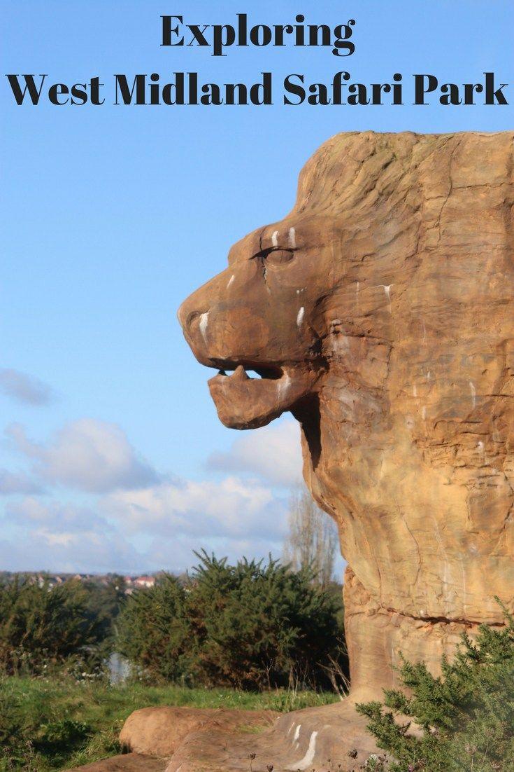 Exploring West Midlands Safari Park