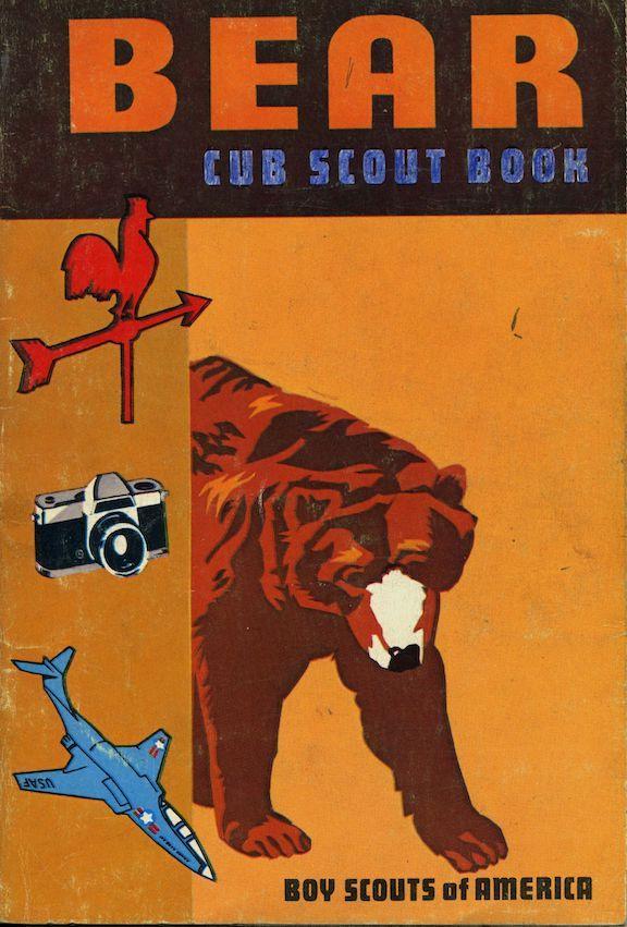 Book cub scout