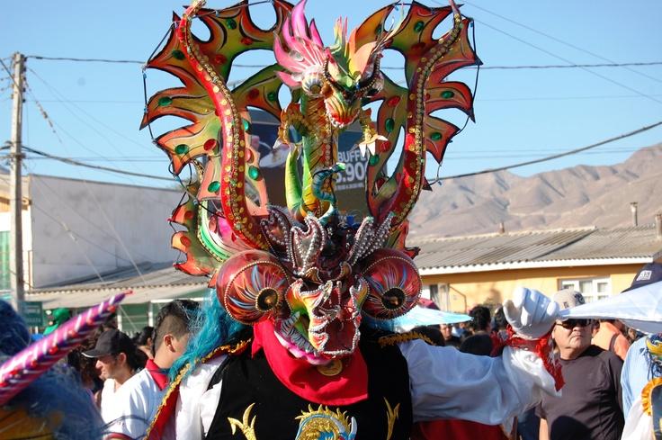 Fiesta Religiosa La Candelaria. Febrero, Copiapó. Tercera Región