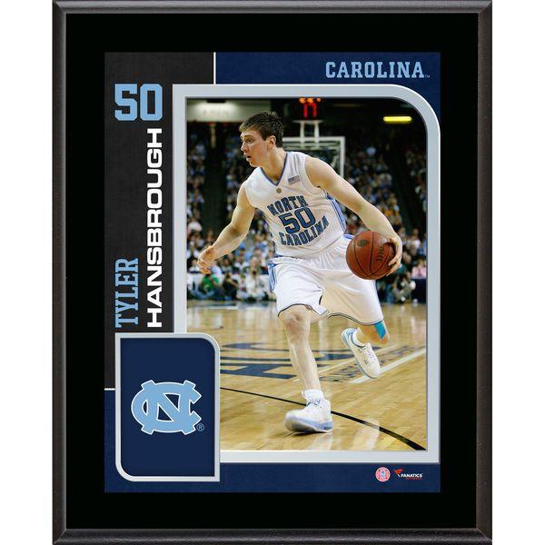 "Tyler Hansbrough North Carolina Tar Heels Fanatics Authentic 10.5"" x 13"" Sublimated Player Plaque - $29.99"