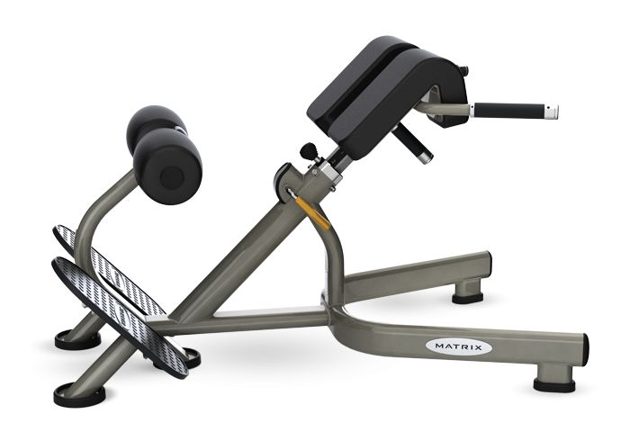 Back Extension Bench G3-FW52