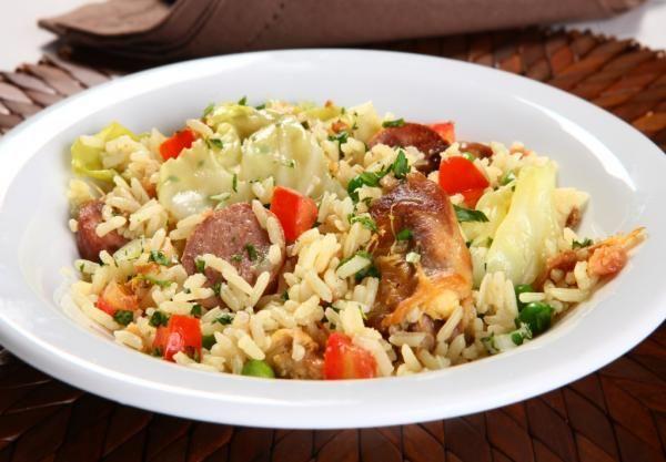 Receita de Arroz de Braga tradicional: você sabe preparar? #comida #receita #arroz