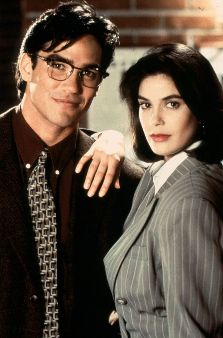 Teri Hatcher and Dean Cain, Lois and Clark: The New Adventures of Superman promo