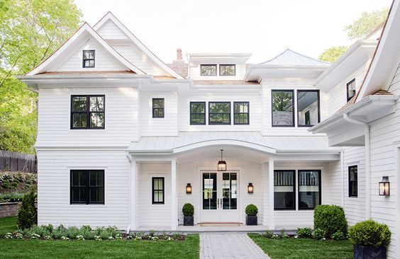 25 best ideas about black windows exterior on pinterest for Lrk house plans