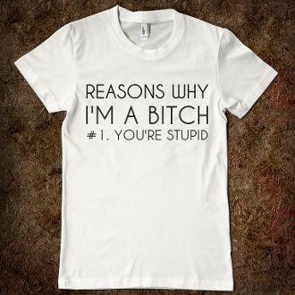 I want this shirt