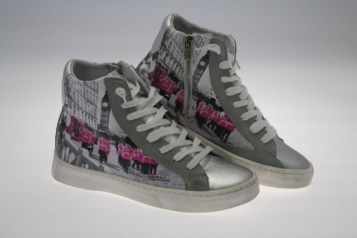New Sneakers by Ynot Collection in Valigeria Ambrosetti Varese