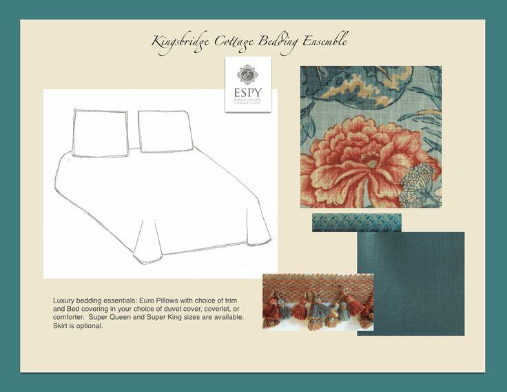 Kingsbridge Cottage Bedding Set 1