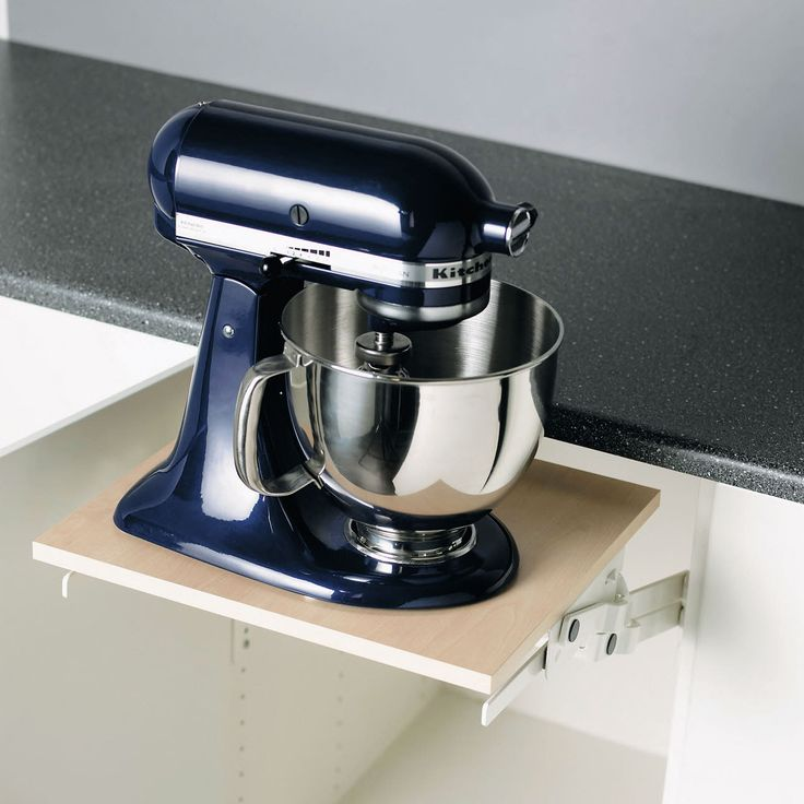 Sigdal kjøkken - benkeskap for mixmaster