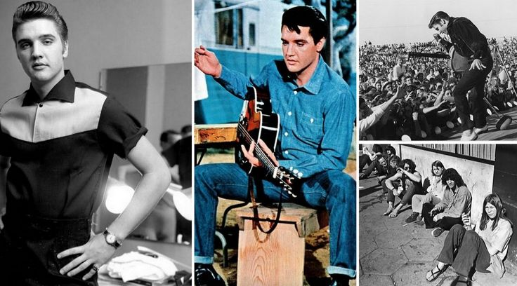 moda masculina rock anos 60 - Pesquisa Google