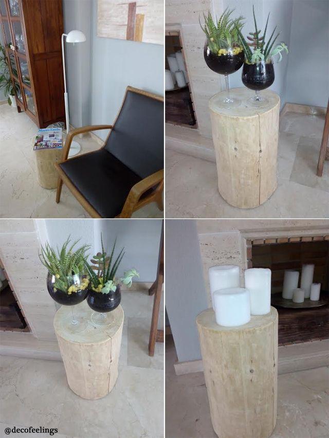 Tronco de Muebles LUFE: www.muebleslufe.com. #tronco #madera ...