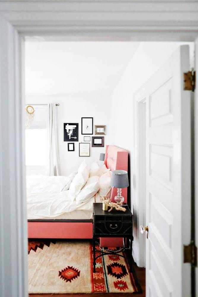 our 5 favorite finds from one blogger s abode  Rugs UsaBedroom  DesignsBedroom. 908 best Bedrooms images on Pinterest