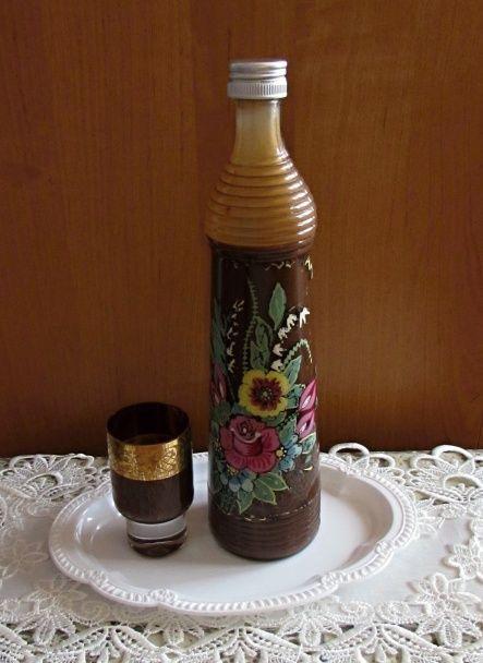 Veľkonočný čokoládový likér (fotorecept) - obrázok 7