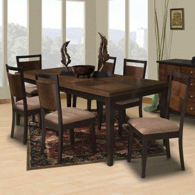 APA by Whalen Shaker Heights Dining Table by APA by Whalen. $495.00. The rectangular-shaped table carries a veneer detail table top with checker design as well as slightly tapered legs while the extension leaf allows for even more friends and family to gather in your home.