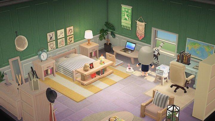 Acnh Bedroom New Animal Crossing Animal Crossing 3ds Animal Crossing Game
