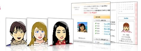 Create an avatar at Portrait Illustration Maker