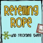 This retelling rope is an adaptation of other retelling ropes we've all seen online.  Included with your purchase is:*Directions for creating a re...