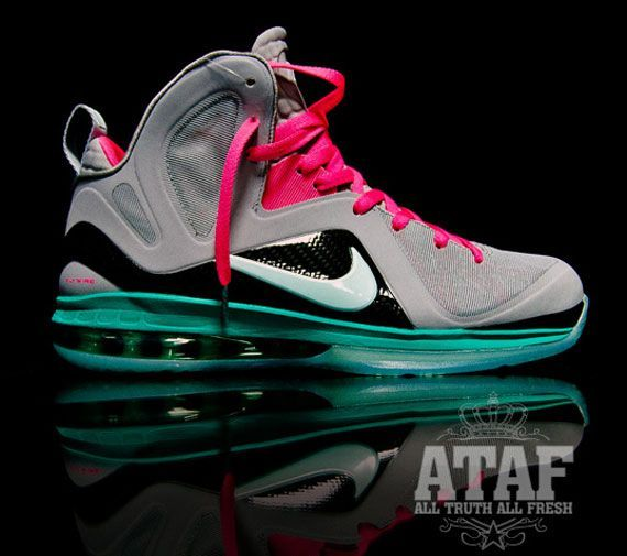 Not really into sneakers anymore but these LeBron 9 Elites are very cool!