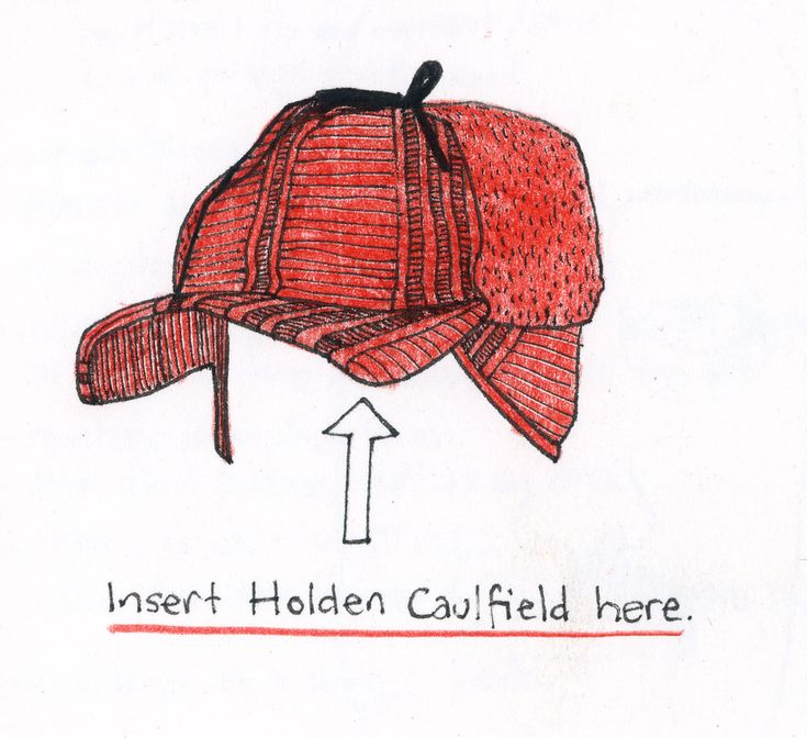 "a description of catcher in the rye holden caulfield and his phony family Home → sparknotes → literature study guides → the catcher in the rye → holden caulfield  you"" on his tombstone holden applies  the catcher in the."