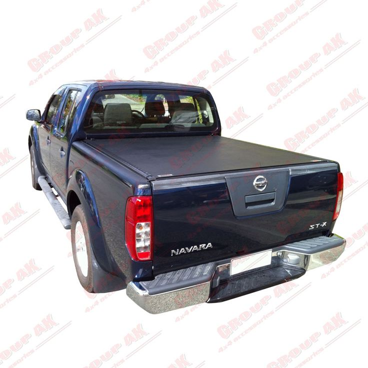 Roll-X roll up cover Nissan Navara D40