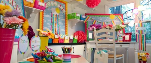 cute classroom decor