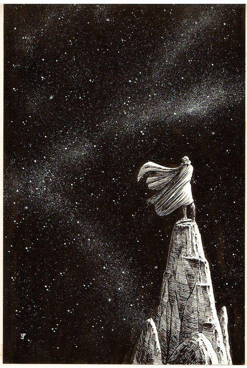Adam Warlock by Jim Starlin