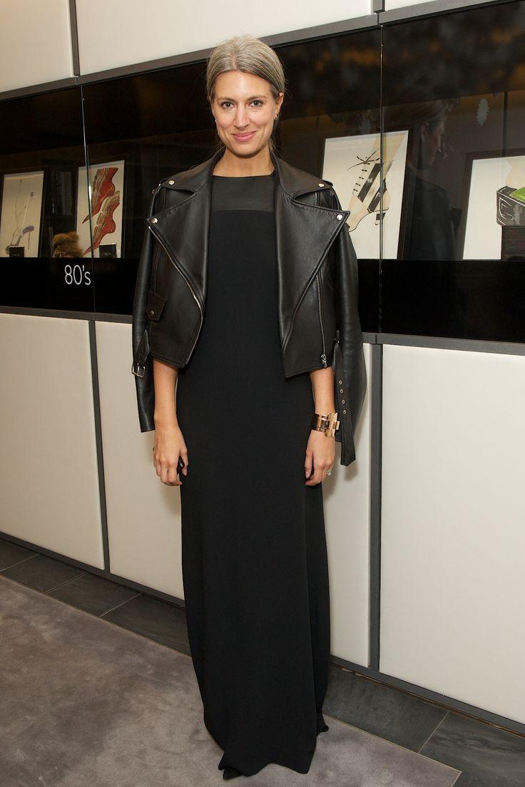 Sarah Harris British Vogue Editor