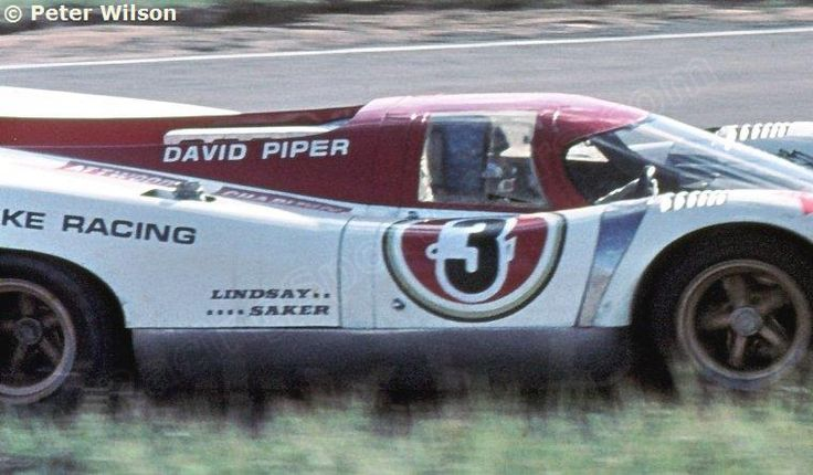 Kyalami 9 Hr - David Piper, Lucky Strike Racing - Richard Attwood, Dave Charlton - DNF