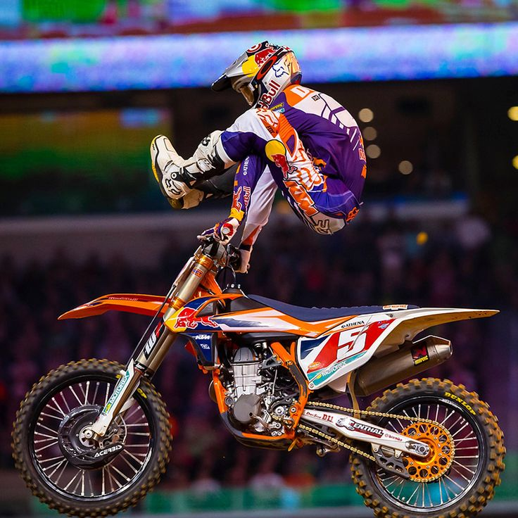 Ryan Dungey Dallas #heelclicker