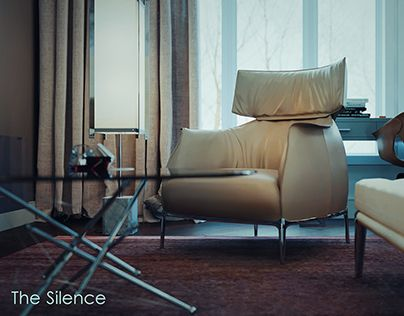 "Check out new work on my @Behance portfolio: ""The Silence"" http://be.net/gallery/51499303/The-Silence"