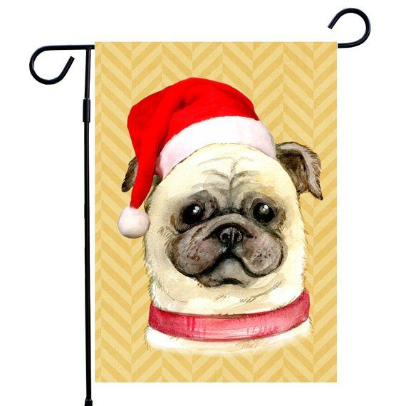 PUG PURSE WITH IMAGE BOTH SIDES IDEAL CHRISTMAS GIFT FOR PUG LOVERS