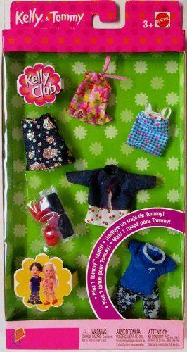 Barbie KELLY & TOMMY Kelly Club Fashions Outfits (2002) Mattel http://www.amazon.com/dp/B001GZI3EI/ref=cm_sw_r_pi_dp_HjFTtb05XQTSNK2M