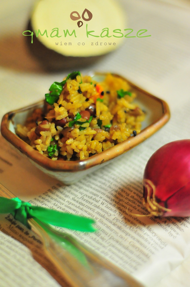 black turnip & rice