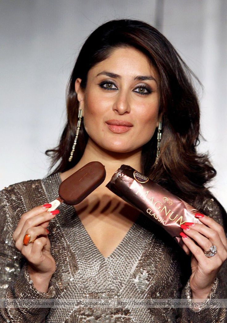 Kareena Kapoor Ice Cream Love