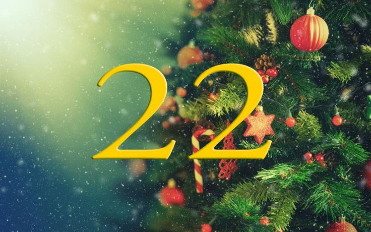 Adventskalender 2016: Türchen 22