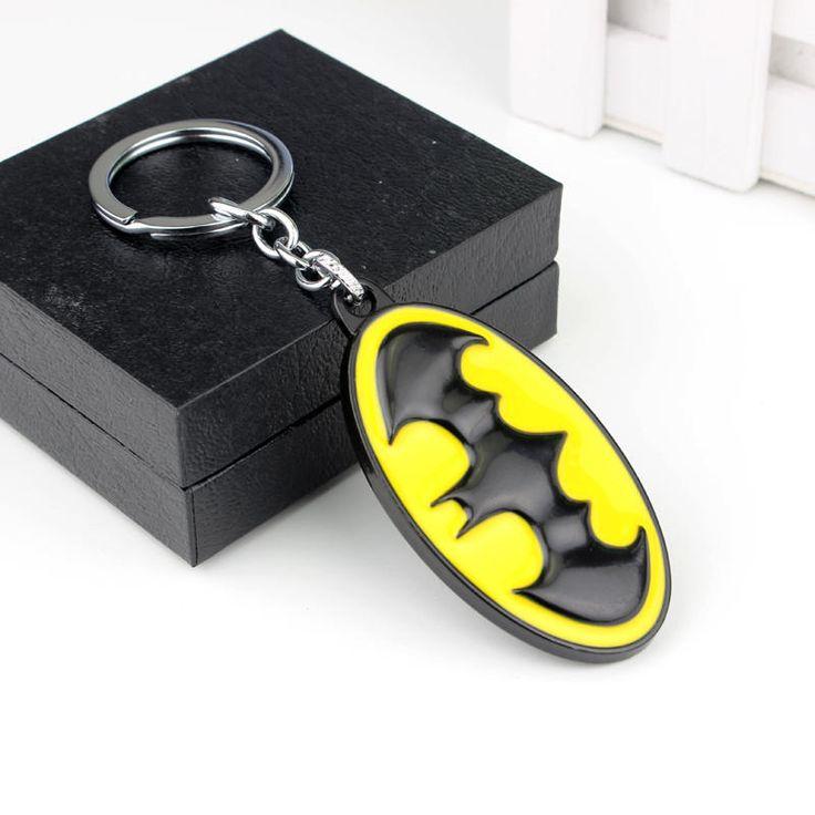 New Style Batman Key Rings - free shipping worldwide