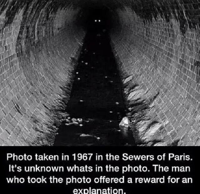 Creepy Stuff