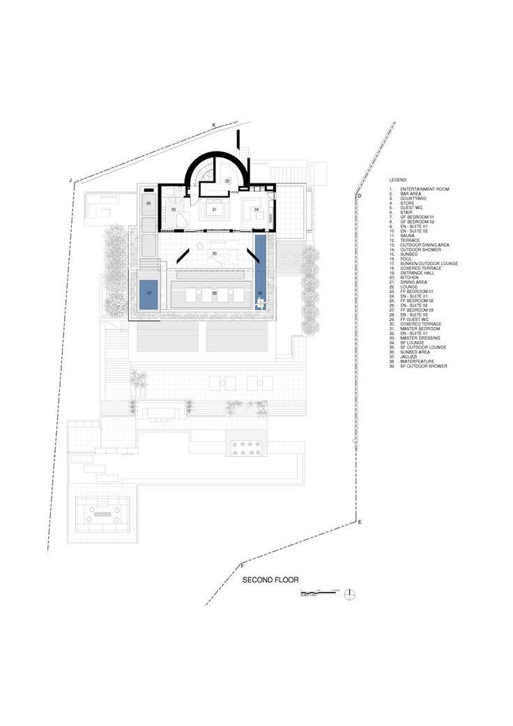 19 best bodrum villa images on pinterest ibiza spain - Residence de standing saota roca llisa ...