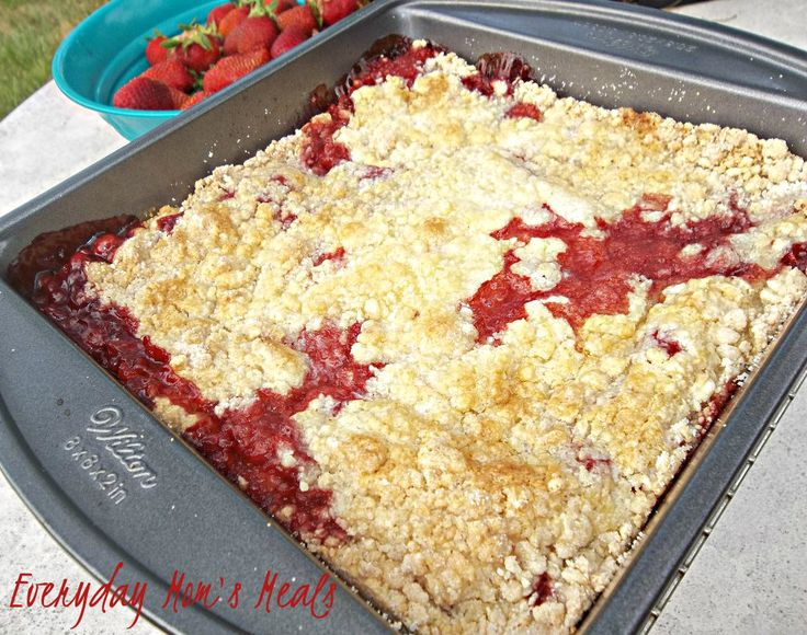 Strawberry Cobbler: Berries Equality, Everyday Mom, Strawberrycobbler, 10 Pounds, Strawberries Recipe, Cobbler Recipe, Strawberry Cobbler, Mom Meals, Strawberries Cobbler