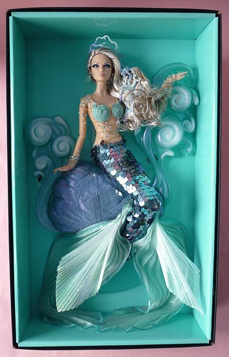 Barbie the Mermaid