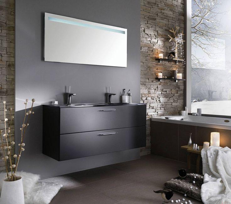Les Meilleures Images Du Tableau Meubles Salle De Bain - Meuble de salle de bain delpha pour idees de deco de cuisine