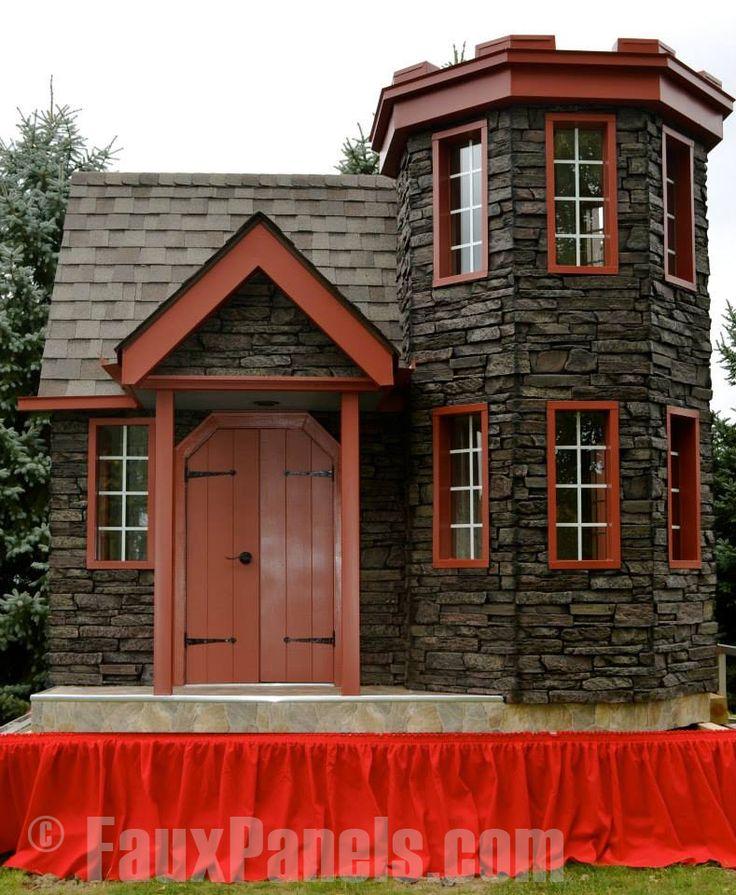 Outdoor Stone Siding Ideas: 25+ Best Ideas About Faux Panels On Pinterest