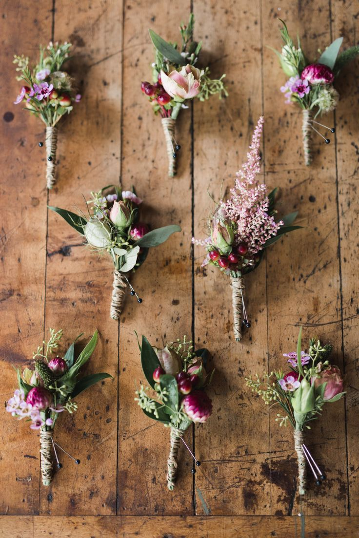 Photography : Ashley Caroline Photography | Floral Design : Middlebury Floral & Gifts (and Grooms Mother) Read More on SMP: http://www.stylemepretty.com/vermont-weddings/middlebury-vermont/2015/12/18/rustic-meets-romantic-vermont-wedding/
