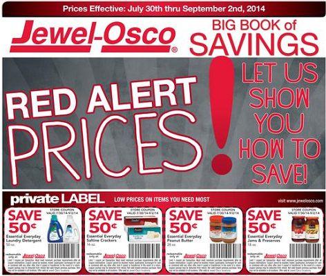 Jewel osco coupons