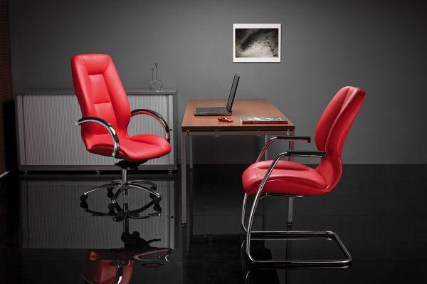 Minimalizm w nowoczesnym wydaniu - eleganckie meble do małego biura :)