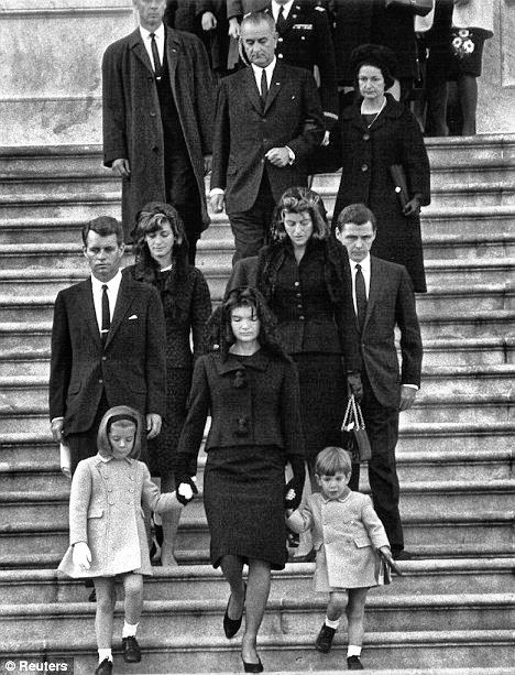 Jackie Kennedy Family: 176 Best Kennedy Detail Images On Pinterest