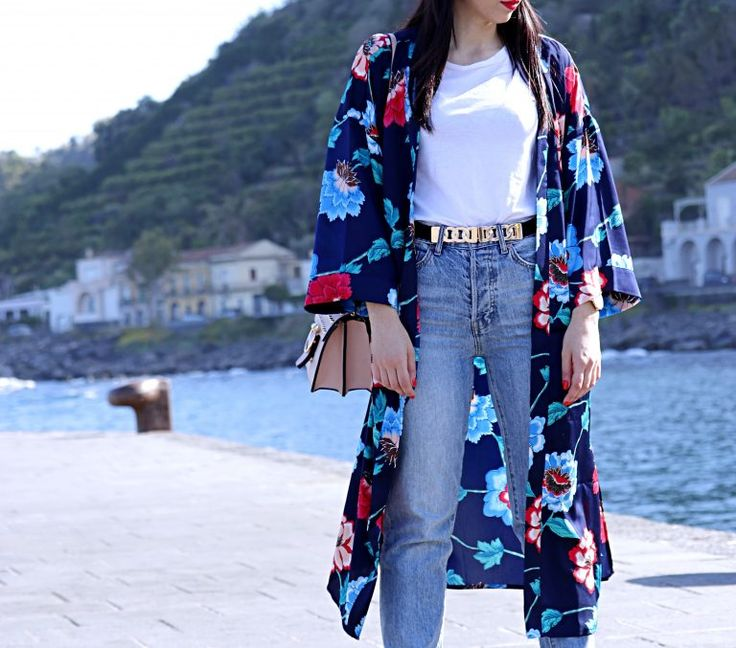 Spring summer outfits #springoutfit #summeroutfit #outfit #kimono