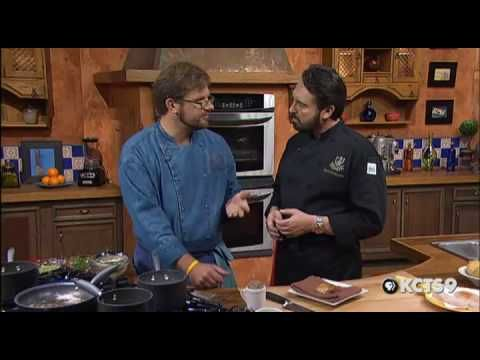 Nick Stellino: Cooking with Friends - Michael Cimarusti